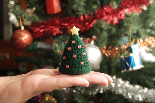 crochet christmas tree / árbol navidad ganchillo
