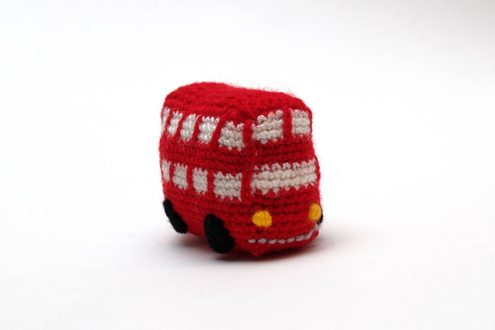 silayaya autobus londres london bus amigurumi crochet