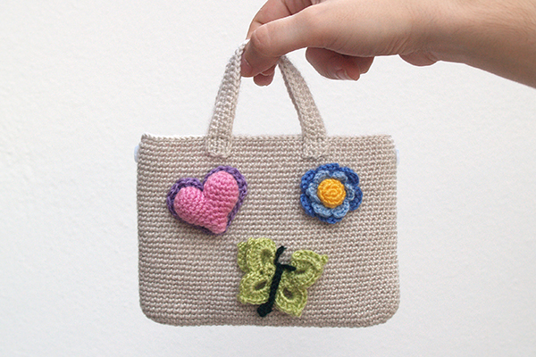 little girl bag / bolso nena