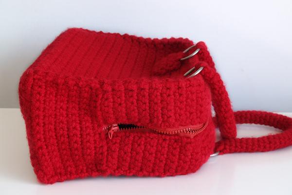 Bolso de ganchillo tipo malet n silayaya - Bolsos tejidos a ganchillo ...