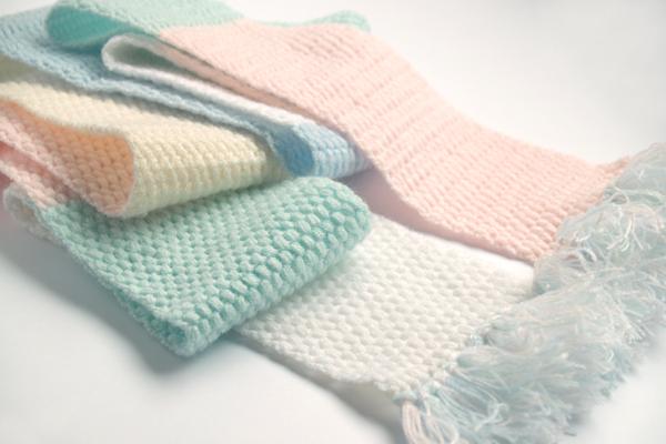 bufanda ganchillo / crochet scarf