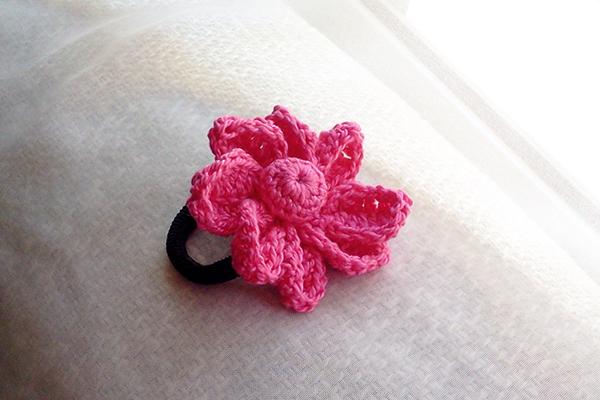 flor fucsia / fucshia flower