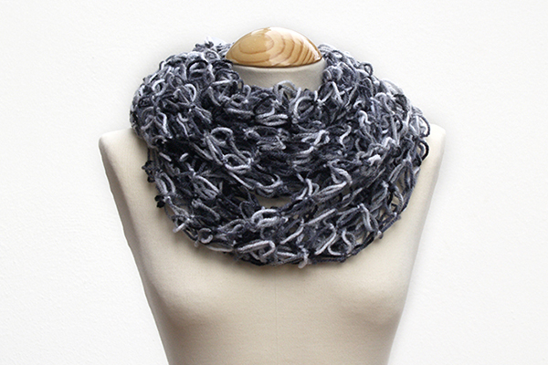 cuello ganchillo - crochet snood scarf
