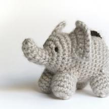 elefante ganchillo / crochet elephant