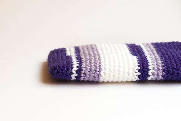 crochet Iphone case / funda Iphone ganchillo
