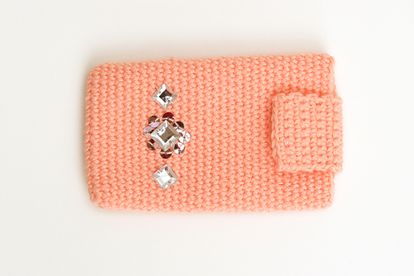 croche Iphone case / funda Iphone ganchillo
