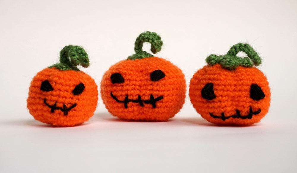halloween amigurumi silayaya pumpkin calabaza