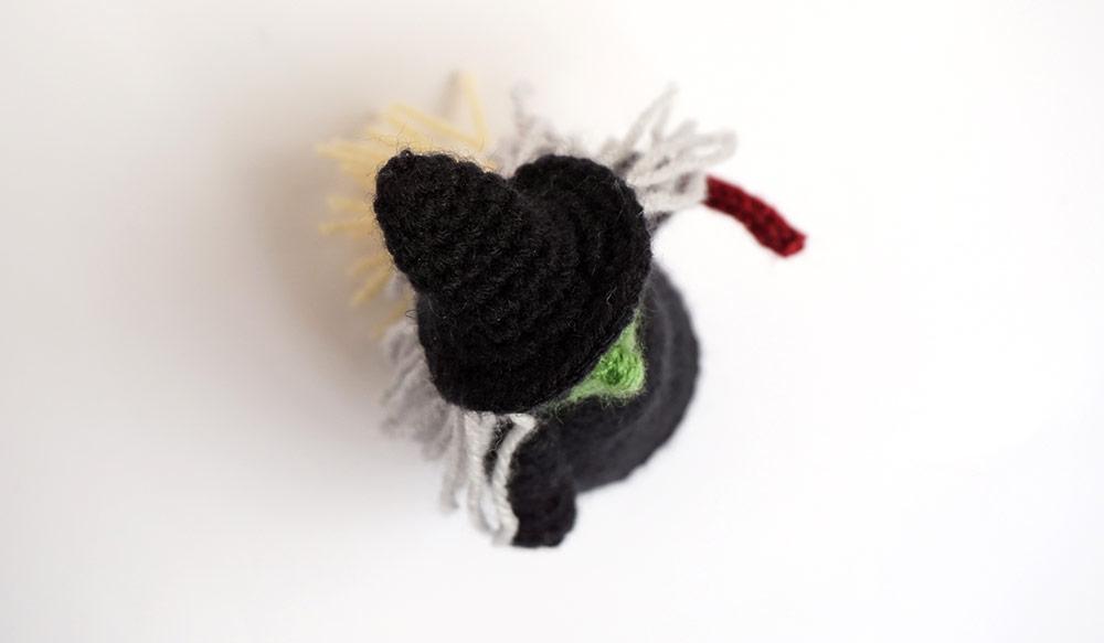 halloween amigurumi silayaya witch bruja