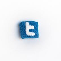 broche twitter