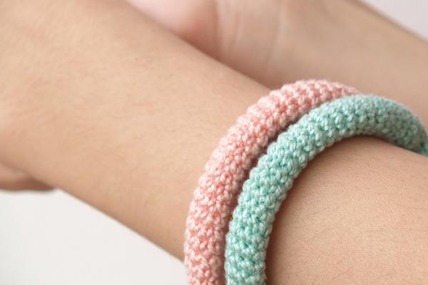 pulsera ganchillo / crochet bracelet