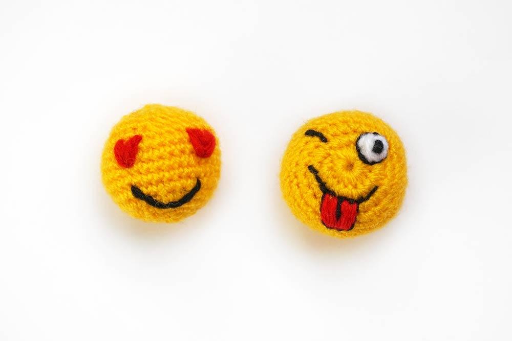 smileys amigurumi silayaya