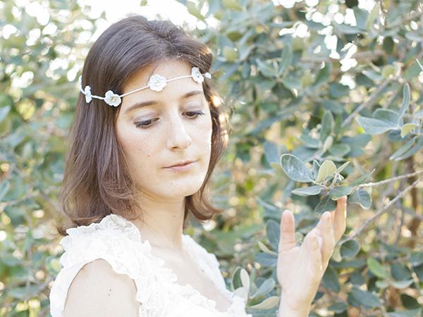 tocado novia bridal head piece